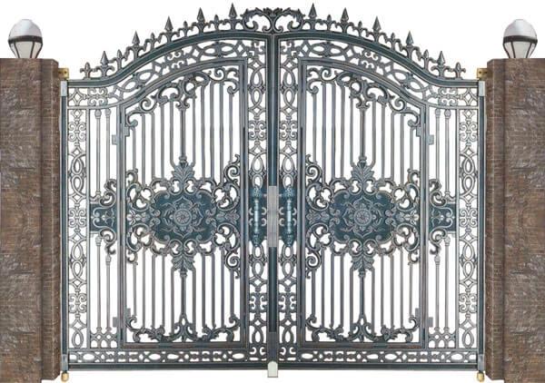 Làm cửa sắt, mái tôn, cửa nhôm kính, khung nhà thép tại khu đô thị Đồng Mai giá rẻ