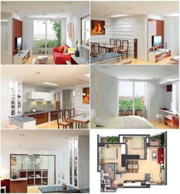 Sửa nhà chung cư
