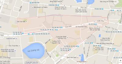 Lắp đặt giàn phơi thông minh, bạt cuốn thông minh tại phường Kim Mã giá rẻ