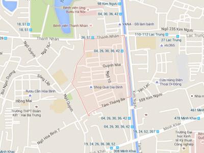 Lắp đặt giàn phơi thông minh, bạt cuốn thông minh tại phường Quỳnh Mai giá rẻ