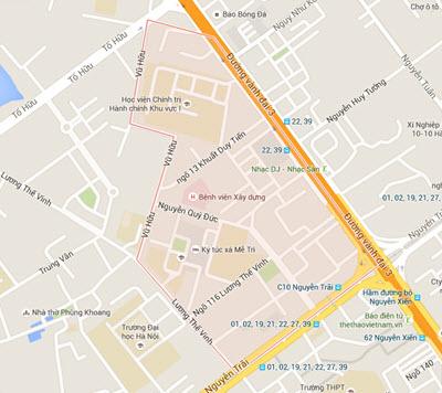 Lắp đặt giàn phơi thông minh, bạt cuốn thông minh tại phường Thanh Xuân Bắc giá rẻ