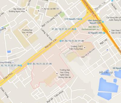 Lắp đặt giàn phơi thông minh, bạt cuốn thông minh tại phường Thanh Xuân Nam giá rẻ