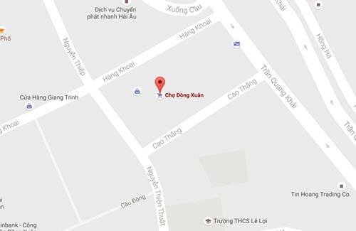 Sửa nhà tại phố Cao Thắng giá rẻ