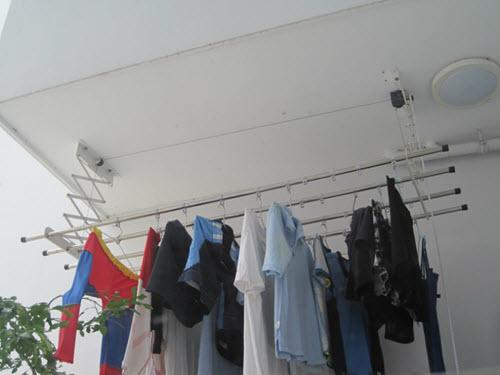 Lắp đặt giàn phơi thông minh tại quận Thanh Xuân giá rẻ