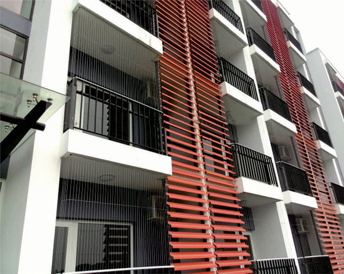 Lưới an toàn chung cư