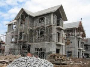 Xây dựng công trình biệt thự