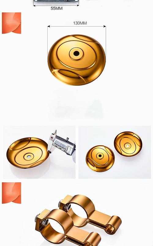 Bảo vệ puli Giàn phơi thông minh STAR-KS980 Gold